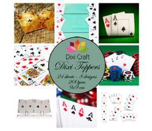 Bilde av Dixi Craft Playing Cards
