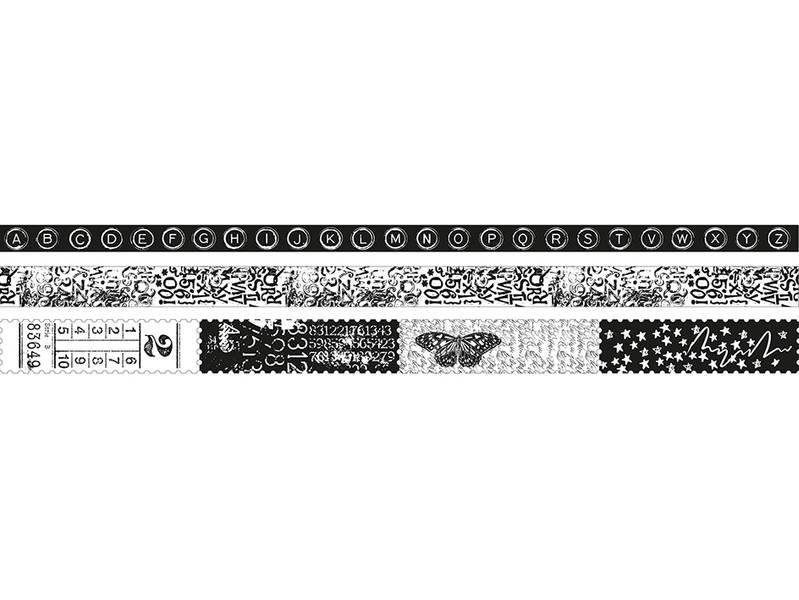 Studio Light Artist's Atelier Washi Tape – backgound