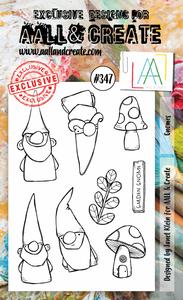 Bilde av #347 - A6 STAMPS - Gnomes