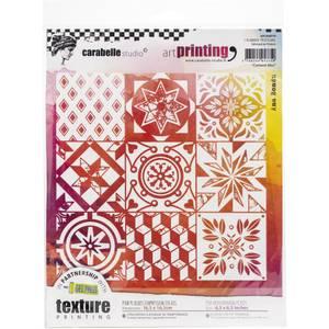 Bilde av Art printing - Cement Tiles