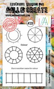 Bilde av #339 - A6 STAMPS - Colour