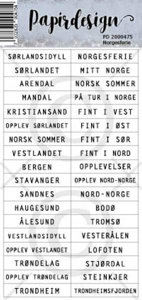 Norgesferie