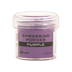 Bilde av Purple embossing powder