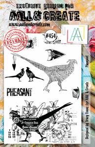 Bilde av #454 - A5 STAMPS - Pheasant