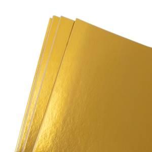 Bilde av Speilkartong Gull A4