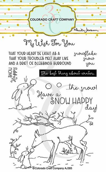 Snow Happy - Anita Jeram