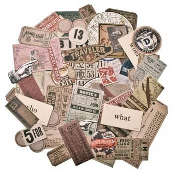 Bilde av Papir dekor