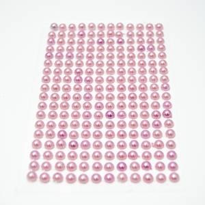 Bilde av Stickers perle 6mm - lilla