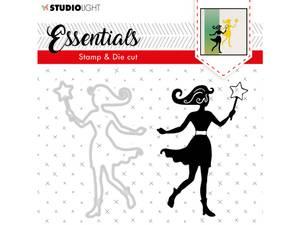 Bilde av Studio Light Stamp & Die Cut