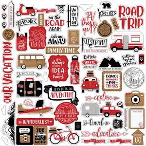 Bilde av Let's Go Anywhere Cardstock
