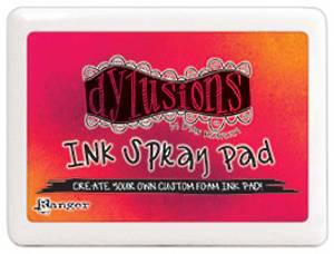 Bilde av Ink spray pad