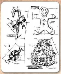 Bilde av Christmas blueprint 3
