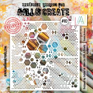 Bilde av Aall & create - #112 - 6'X6'