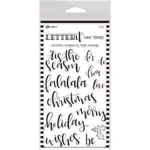 Bilde av Ranger Letter It Clear Stamp