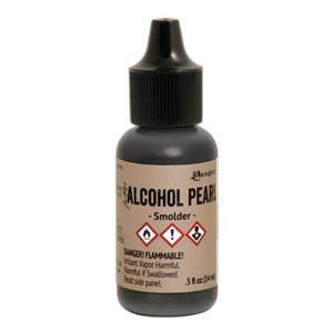 Bilde av Alcohol pearl ink - smolder