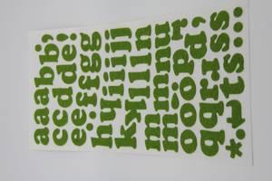 Bilde av Leg warmers green