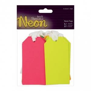 Bilde av Neon tags