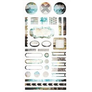 Bilde av Hazy Days - Element Stickers
