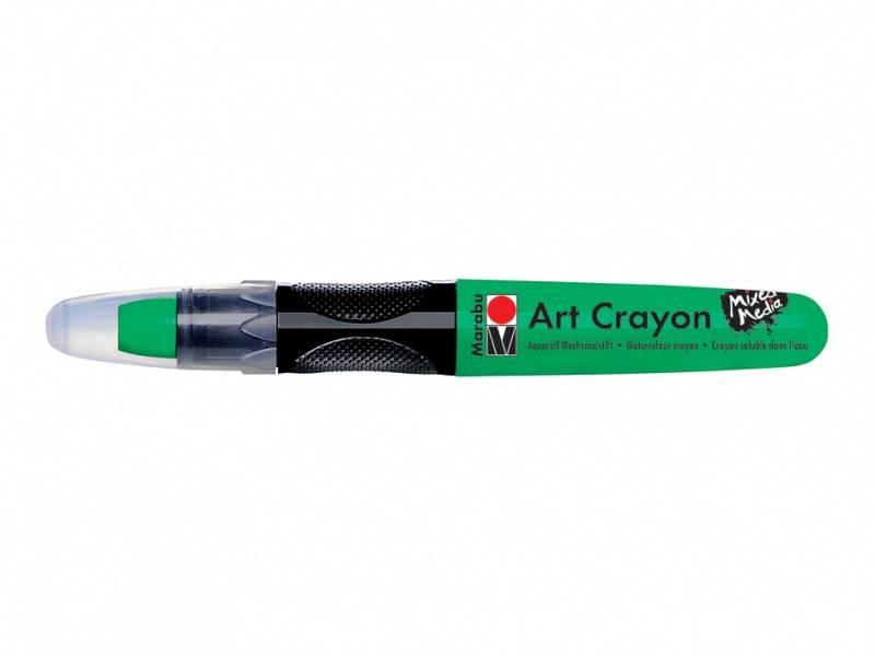 Art Crayon  Eple grønn