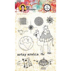 Bilde av NR. 60, Artsy Arabia - Art by