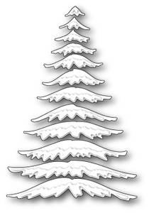 Bilde av Marvelous pine snowy branches
