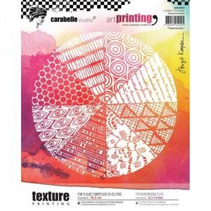 Bilde av Art printing - textured disc