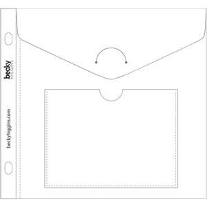 Bilde av Project Life Big Envelope