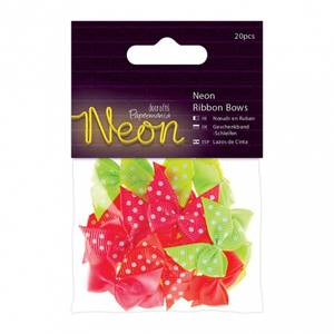 Bilde av Neon Ribbon Bows