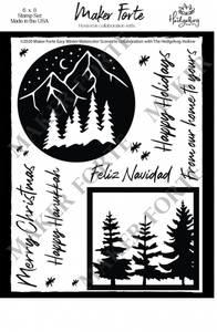Bilde av Stamps - The Hedgehog Hollow