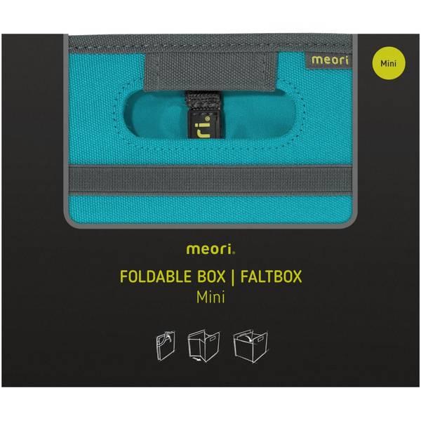 meori Foldable Box Mini Azure Blue Solid