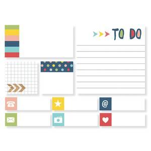 Bilde av sticky notes