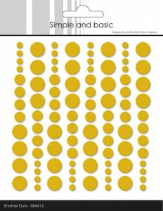 Bilde av Simple and Basic Enamel Dots