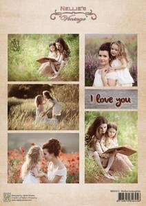 Bilde av Mother & daughter