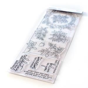 Bilde av English Garden -  Clear Stamp