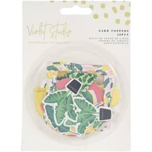 Bilde av Violet Studio Tropical Card