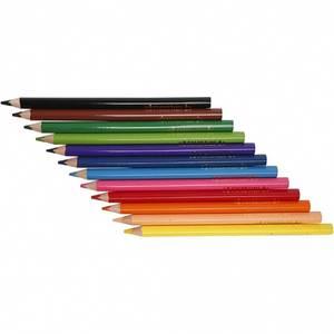 Bilde av Colortime fargeblyanter