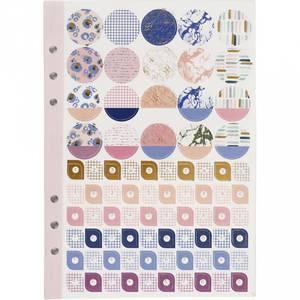 Bilde av Stickersbok, A5 150x210 mm,