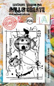 Bilde av #546 - A7 STAMP SET - >Beetle