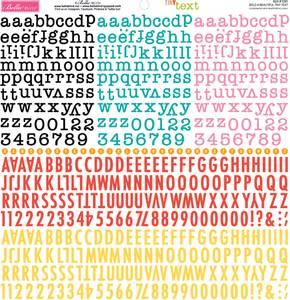 Bilde av Bold & beautiful tiny text