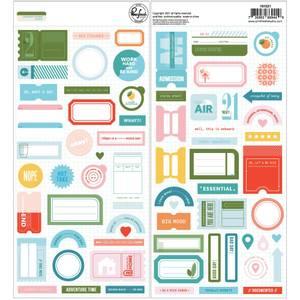 Bilde av Some Days -Cardstock Stickers