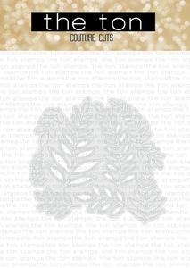 Bilde av Leafy Bits Coverplate Die