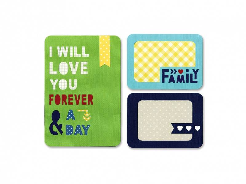 sizzix Thinlits Die-Set-forever & a day