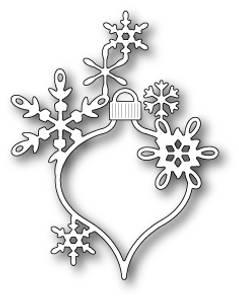 Bilde av Lavinia Snowflake Ornament