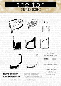 Bilde av Beer stamp