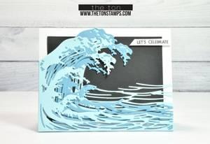 Bilde av Layered Wave Standalone Dies