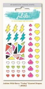Bilde av Today enamel shapes