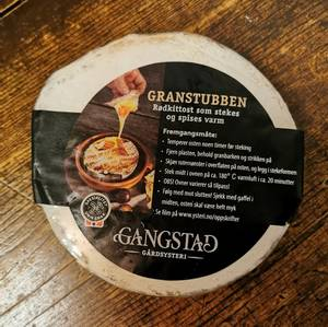 Bilde av Granstubben fra Gangstad Gårdsysteri 350 gram