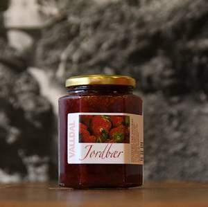 Bilde av Jordbærsyltetøy