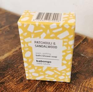 Bilde av Babongo Soap Patchouli & Sandalwood Bath&Shower