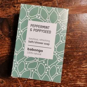 Bilde av Babongo Soap Peppermint & Poppyseed Bath&Shower